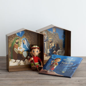 Shepherd on the Search helps children countdown to Christmas and create lasting family memories while keeping their focus on the true meaning of Christmas. http://www.lotanner.com/shepherd-search @mrslotanner