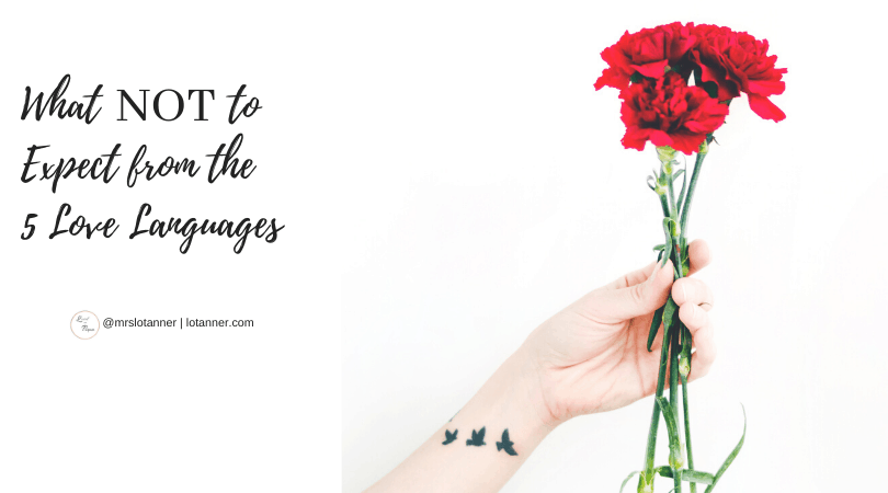 3 Love Language Myths you've probably fallen for and the not so obvious truths you should replace them with. Based on the 5 Love Languages by Gary Chapman. http://www.lotanner.com/3-love-languages-myths @mrslotanner #lacedwithpurpose