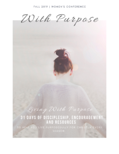 With Purpose Collaborative Ebook. 31 Days of Living Purposefully For Christ | Ebook http://www.lotanner.com/with-purpose @mrslotanner