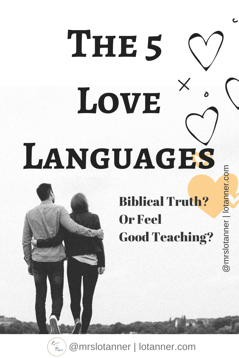 Looking to Jesus and the Bible for ultimate examples of how to use the 5 Love Languages. http://www.lotanner.com/love-languages-in-the-bible @mrslotanner #lacedwithpurpose
