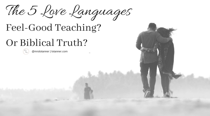 Do the 5 Love Languages line up with scripture? Can you find them in the Bible? Keep reading to find out! http://www.lotanner.com/love-languages-in-the-bible @mrslotanner #lacedwithpurpose
